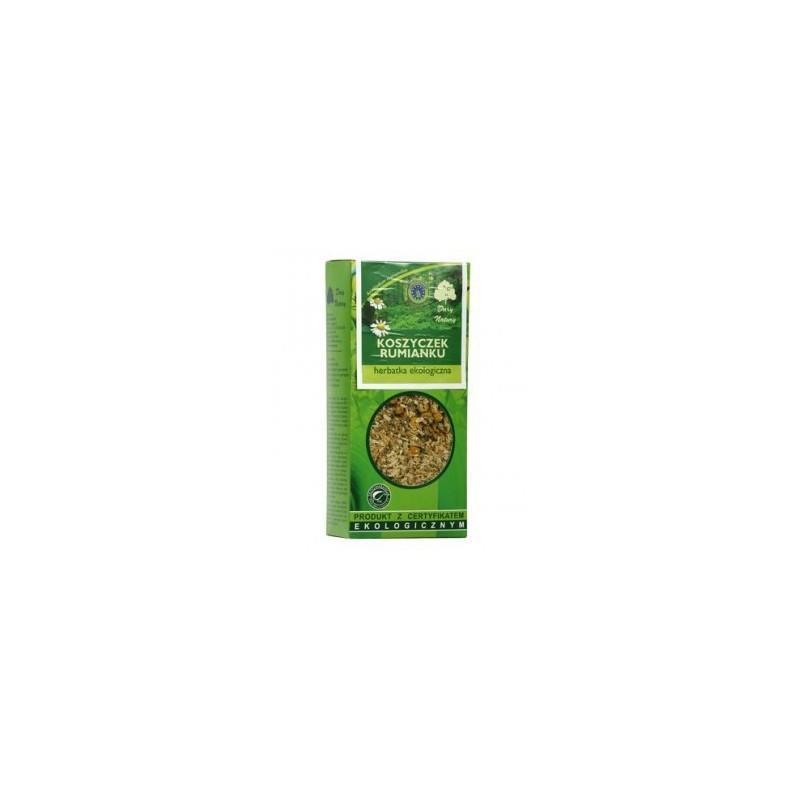Koszyczek rumianku (Chamomillae anthodium)