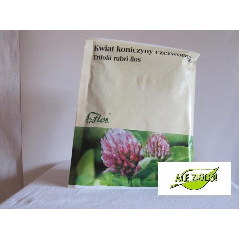 Kwiat koniczyny czerwonej (Trifolii rubri flos)