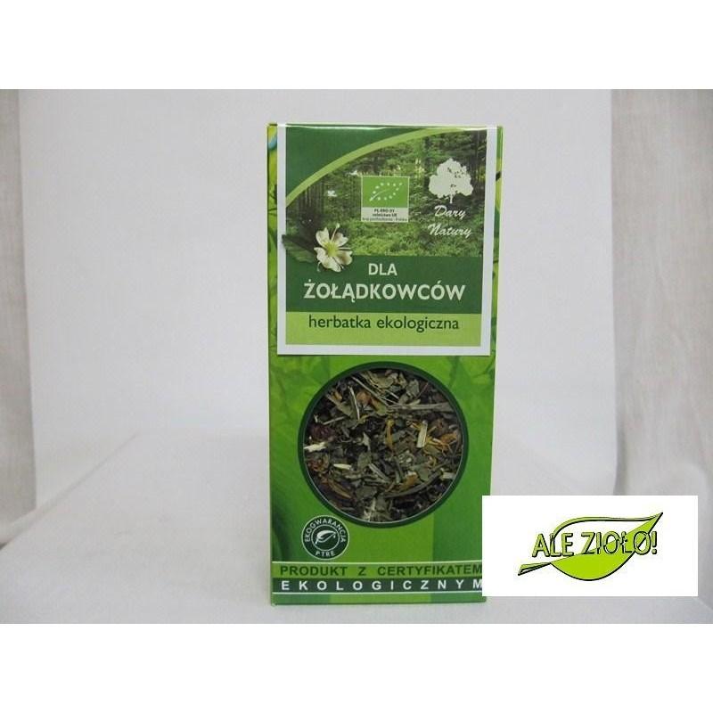 Herbatka ekologiczna Dla Żołądkowców