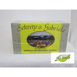 Sekret Spokoju - herbatka o. Gabriela