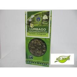 Lumbago -  przeciwreumatyczna herbatka ekologiczna