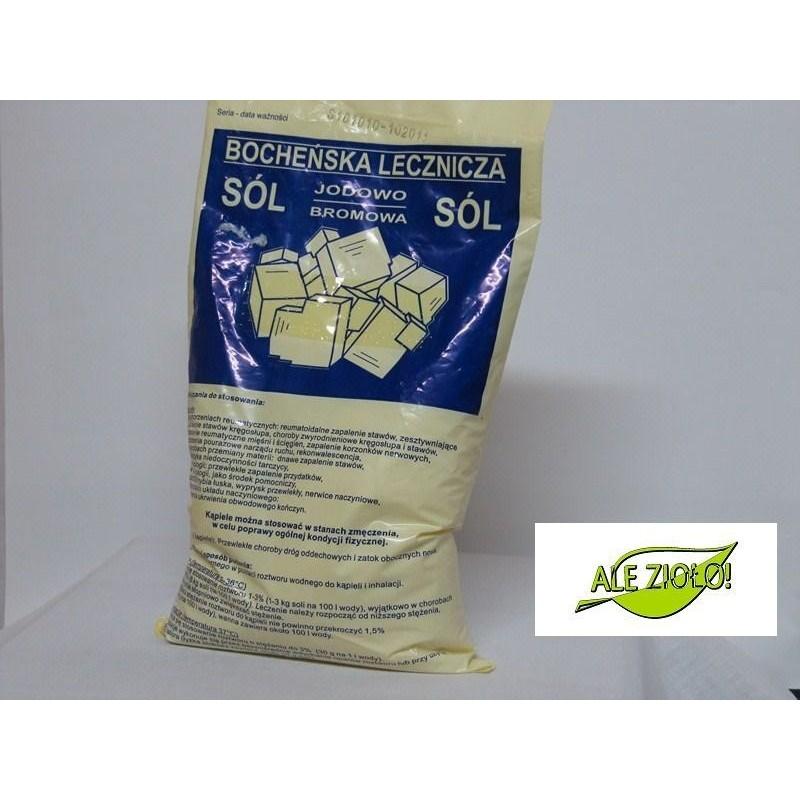 Bocheńska lecznicza sól jodowo-bromowa