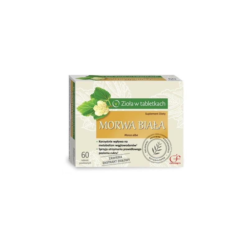 Morwa biała - preparat wspomagający odchudzanie