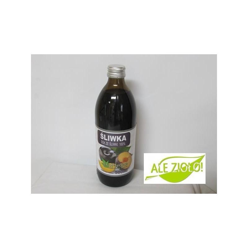 Śliwka- naturalny sok na zaparcia