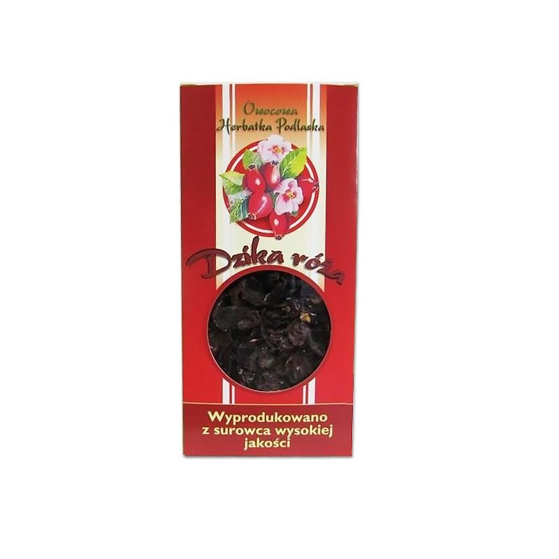 Owocowa herbatka Podlaska Dzika Róża