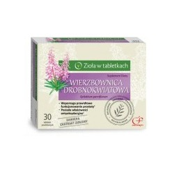 Wierzbownica drobnokwiatowa 30 tabletek