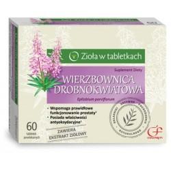 Wierzbownica drobnokwiatowa 60 tabletek