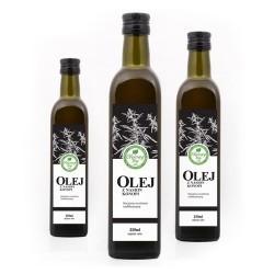 """Olej z nasion konopi - """"Olejowy Raj"""""""