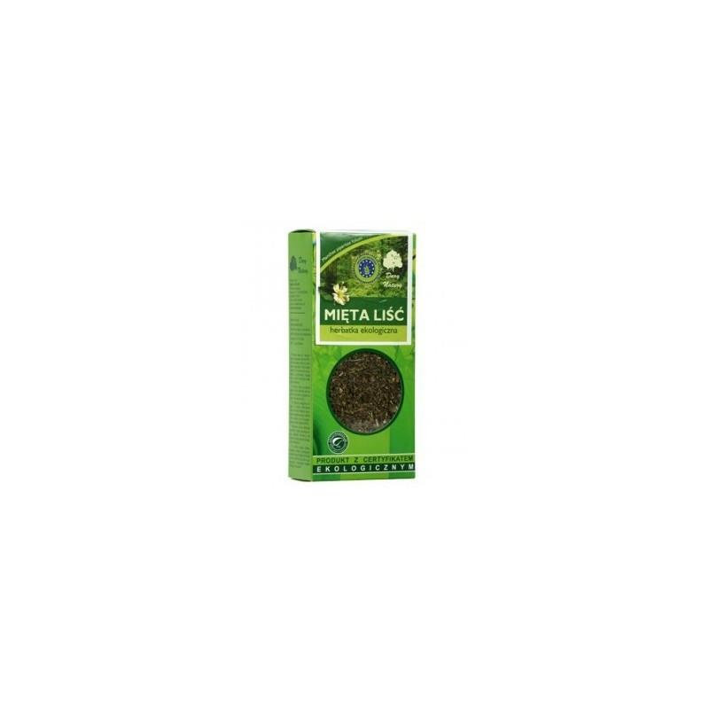 Liść mięty pieprzowej (Menthe piperitae folium)