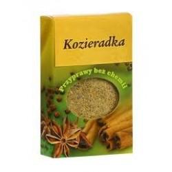 Nasiona kozieradki mielonej(Foenugraeci semen)