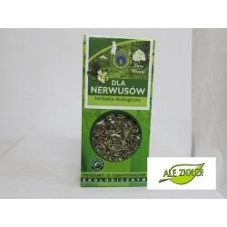Herbatka ekologiczna dla nerwusów