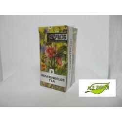 Hepatinoflos Tea herbatka ziołowa wspomagająca wątrobę