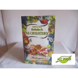 Herbatka fix na cholesterol
