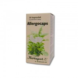 Kapsułki na alergie - Allergocaps