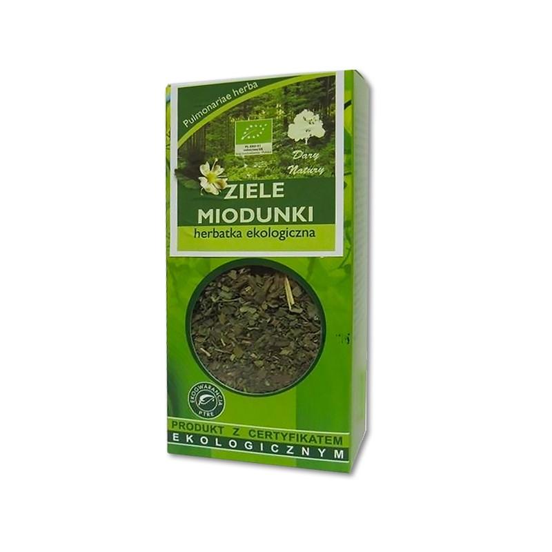 Ziele miodunki (Pulmonariae herba)