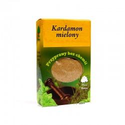 Kardamon mielony - ekologiczna przyprawa