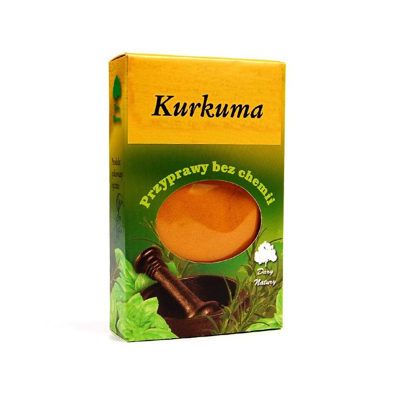 Kurkuma - przyprawa ekologiczna