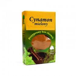 Cynamon mielony - ekologiczna przyprawa