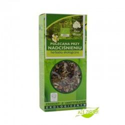 Herbatka ekologiczna nadciśnienie - Ale Zioło