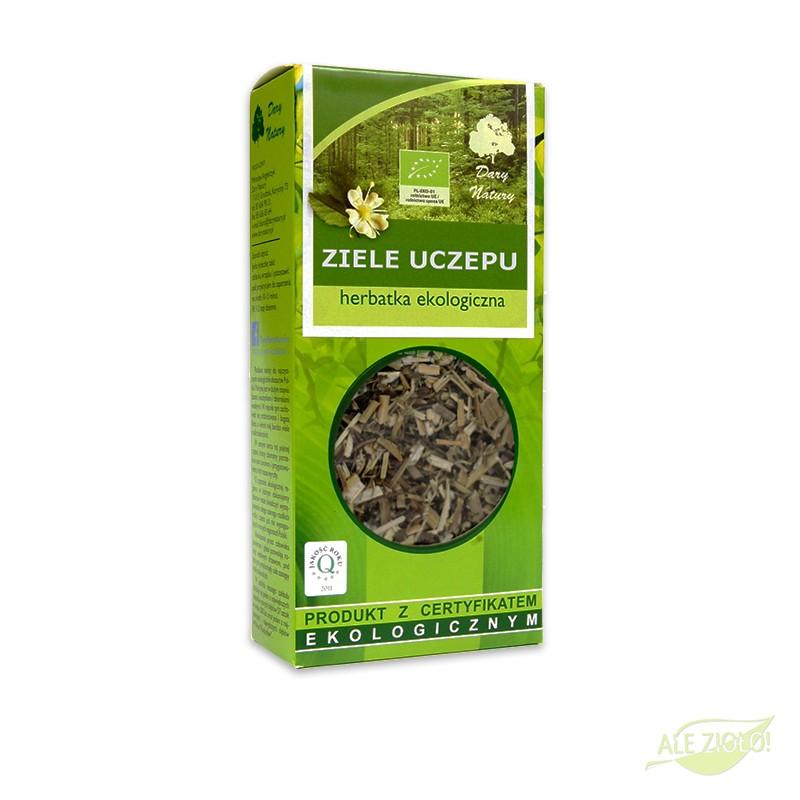 Ziele uczepu - herbatka oczyszczająca - Ale Zioło