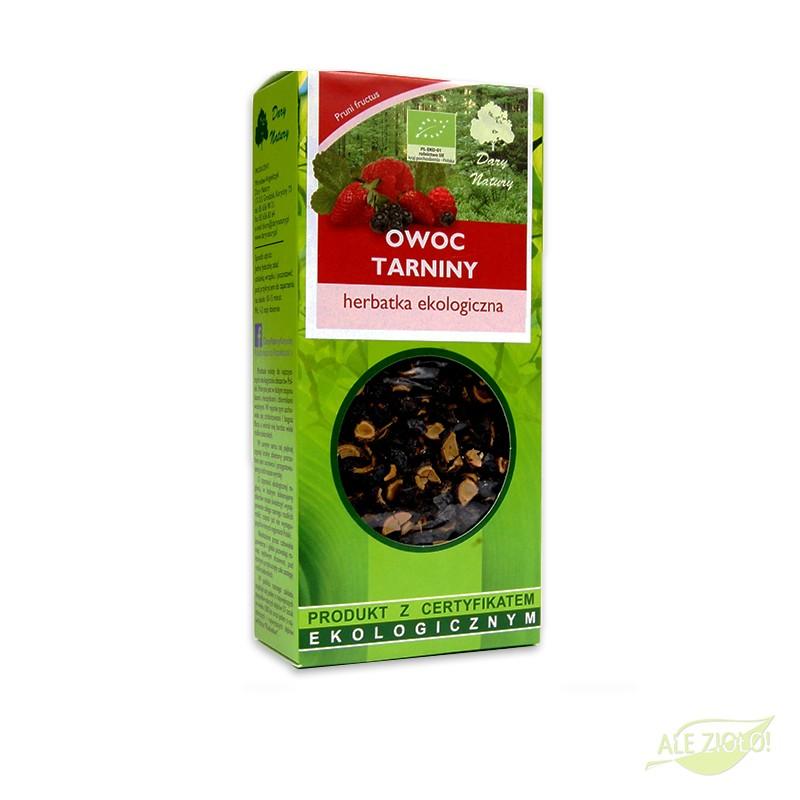 Owoc tarniny - herbata oczyszczająca