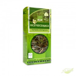 Herbatka oczyszczająca - ale zioło