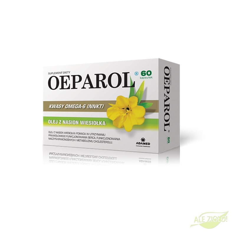 Oeparol - źródło kwasów omega 6
