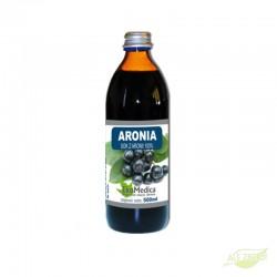 Aronia - naturalny sok regulujący ciśnienie