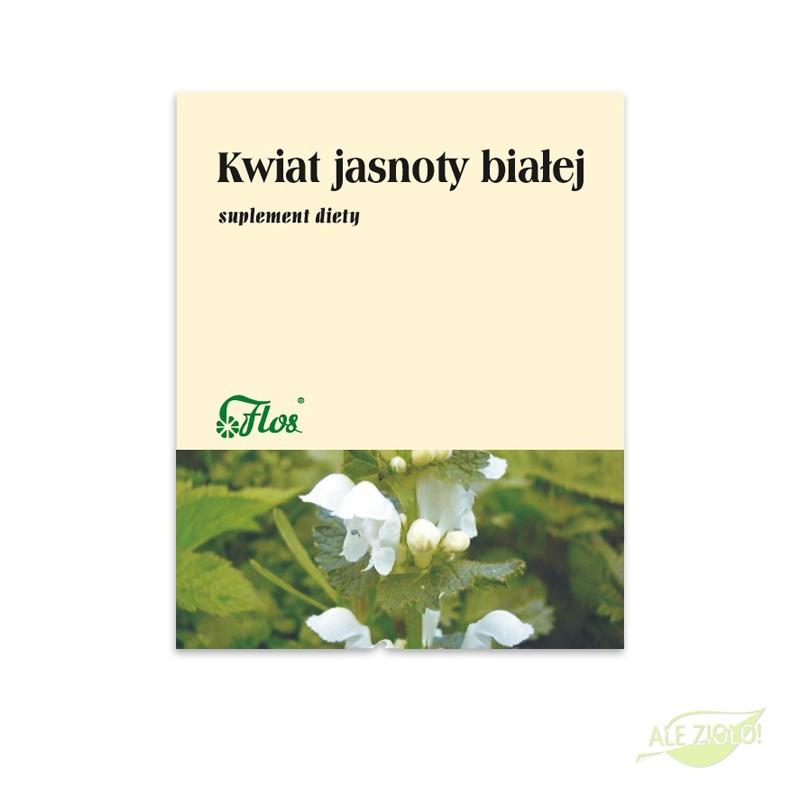 Kwiat jasnoty (Lamii albi flos)