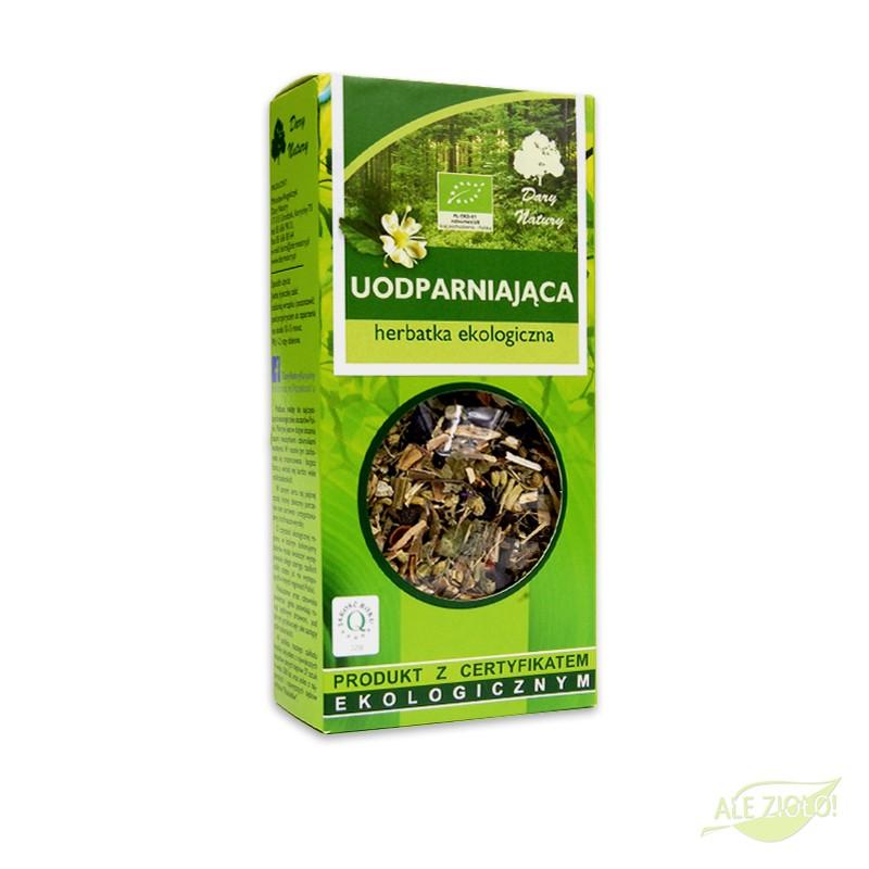 Uodparniająca herbatka ekologiczna - Ale Zioło