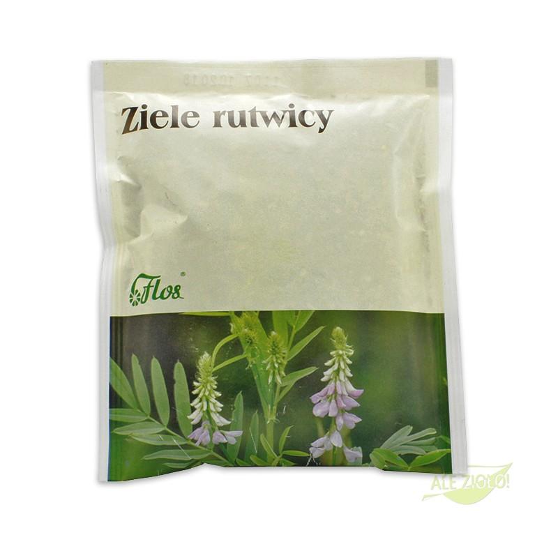 Ziele rutwicy (Galegae herba) - zioła na cukrzyce