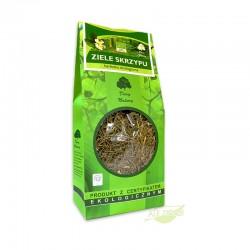 Ziele skrzypu - herbatka ekologiczna