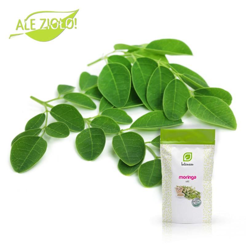 Moringa olejodajna liście suszone