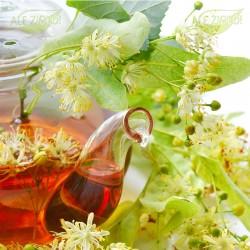 Kwiatostan lipy - środek rozgrzewający