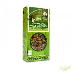 ekologiczna herbatka na wątrobę