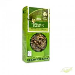 Herbatka ziołowa na cukrzycę