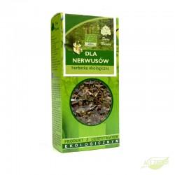 Herbatka dla nerwusów eko 50g