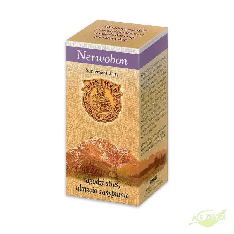 Bonimed - Nerwobon na stres 60 kaps.