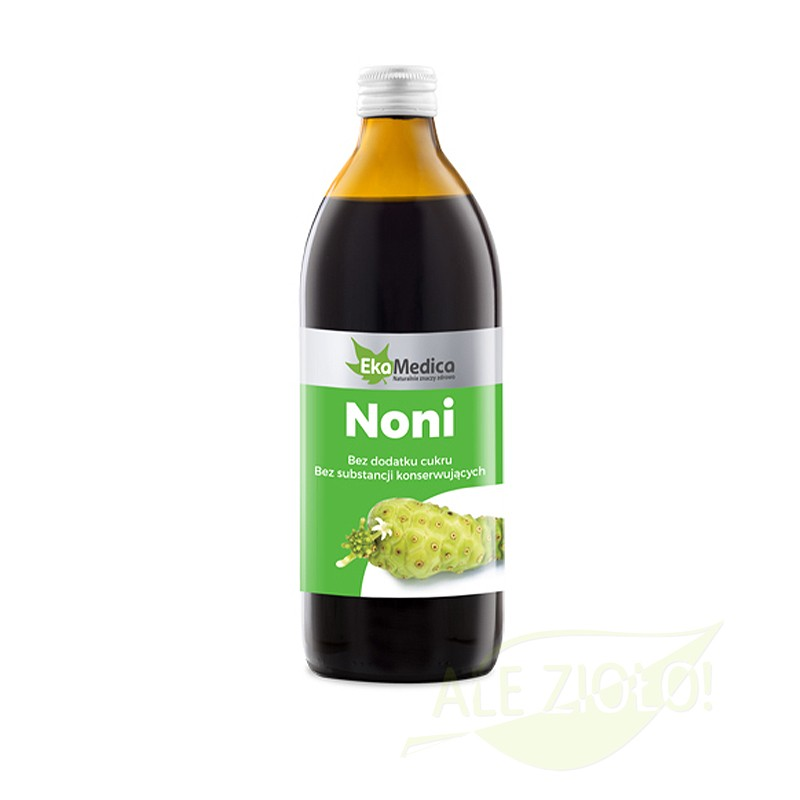 Sok z owoców Noni