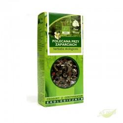 Herbatka ekologiczna na zaparcia