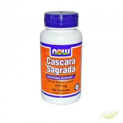 Suplement diety Cascara Sagrada - na zaparcia