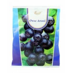 Owoc czarnej aronii