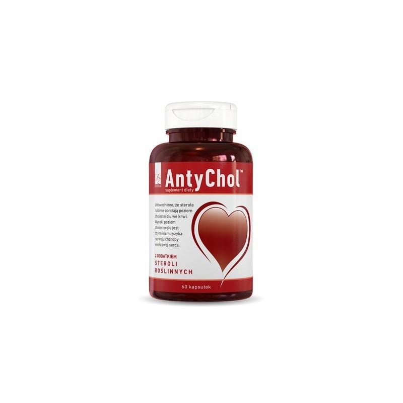 Antychol na obniżenie cholesterolu