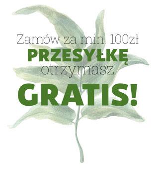 Od 100 pln, wysyłka GRATIS :)